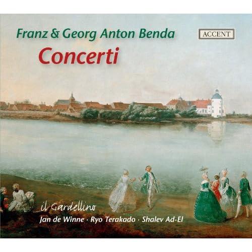 Harpsichord Concerto in B Minor: I. Allegro