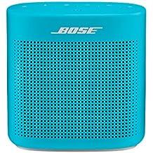 Bose® SoundLink Color II - Altavoz Bluetooth, azul