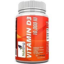★ Miglior integratore di vitamina D3 ~