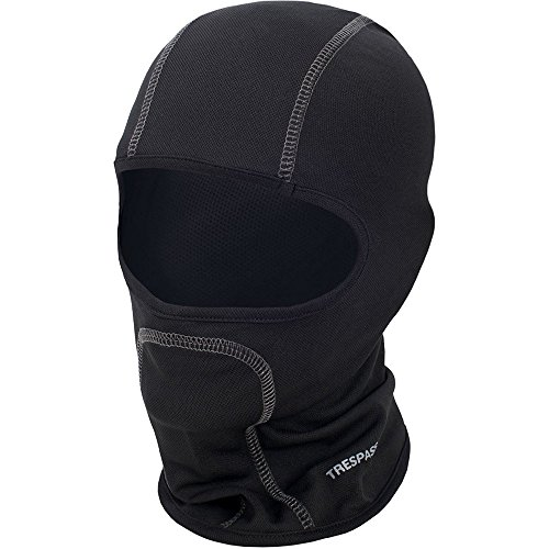 Trespass Mens & Womens/Ladies Moulder Warm Breathable Balaclava