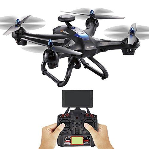 WYXlink Globale Drohne 6-Achsen X183 mit 2MP WiFi FPV HD Kamera GPS Brushless Quadcopter - 4