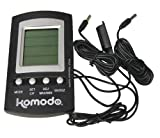 Komodo Combined Digital Thermometer and Hygrometer