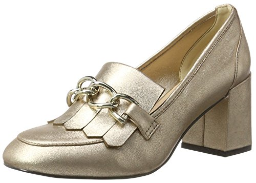 ALDO Damen Alenne Pumps, Gold (Gold), 39 EU