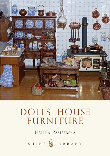 Dolls' House Furniture (Shire Book)