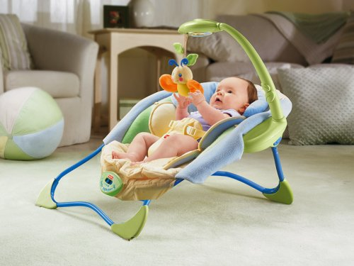 Fisher-Price Modelo J6979-0 Hamaca bebe - 3