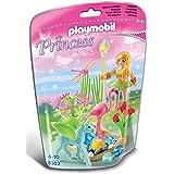 Playmobil Hadas - Figura de verano con bebé Pegaso (5352)