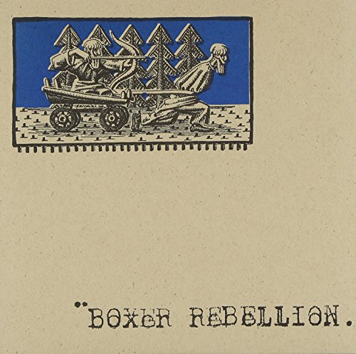 Boxer Rebellion [Vinyl Maxi-Single]