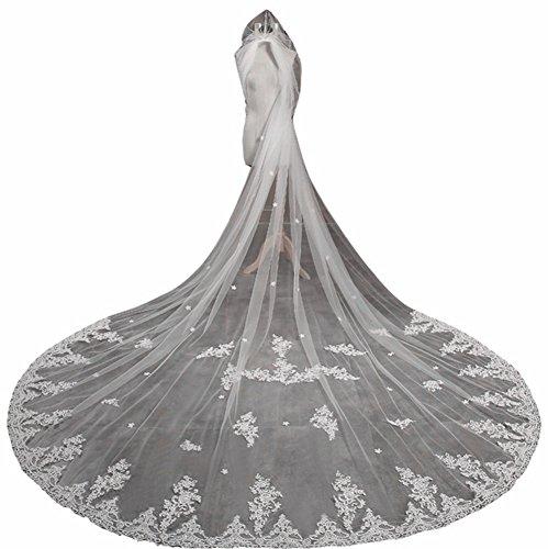 Snow Lotus Damen Kleid One size Gr. One size, beige (White Snow Bridal)