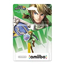 Figurine amiibo - n°5 - Link [Collection Super Smash Bros.]