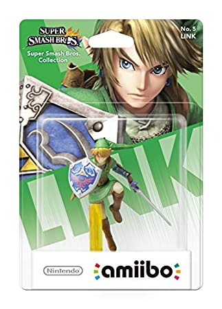 Link No.5 amiibo (Nintendo Wii U/3DS)