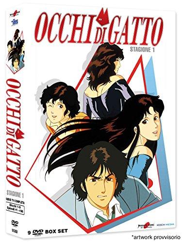 Occhi di Gatto: Volume 1 (9 DVD)