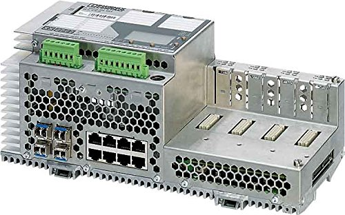 PHOENIX 2989200 - SWITCH GIGABIT MODULAR FL-SWITCH-GHS12G/8