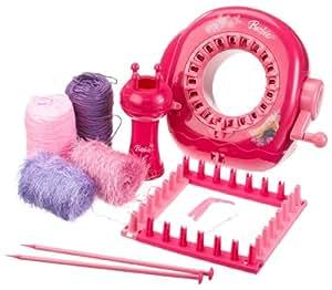 Lexibook - RPB600 - Imitations - La machine a tricoter Barbie