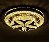 Ali@Deckenleuchte Wohnzimmer Licht Einfache moderne Wohnküche Deckenleuchte LED Runde Restaurant Deckenleuchte