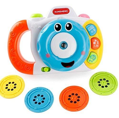 Tery Baby Juguetes Electrónicos Cámara Juguetes Lindos niños Hechos