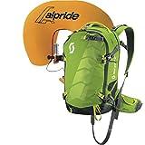 Scott Skirucksack Pack Air Free AP Kit, Aple Gre/Gr, 50 x 30 x 18 cm, 22 Liter, 2396514874816