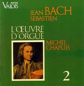 Bach: Organ Works, Vol.2