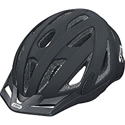 Abus 129810 - URBAN-I_v.2_Zoom_velvet_black_XL Casco URBAN-I v.2 Zoom color velvet black talla XL