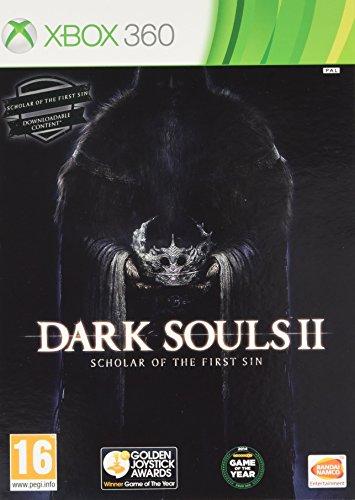Dark Souls II: Scholar of the First Sin (Xbox 360) - [Edizione: Regno Unito]