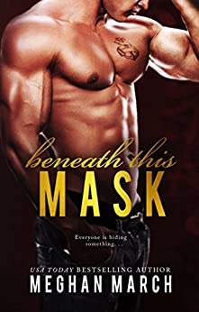 Beneath This Mask (English Edition) di [March, Meghan]