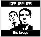 A3 KRAY-Zwillinge Strampelanzug/Babybody