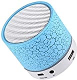 Dronean NX S10 Portable Mini Wireless Outdoor Bluetooth Speaker with Mic,Pen/SD Card Slot