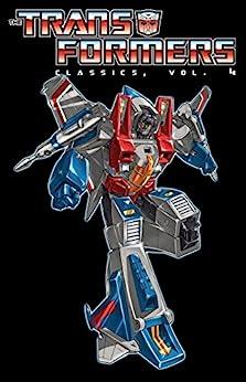 Transformers: Classics Vol. 4 (Transformers Classics) (English Edition) van [Budiansky, Bob, Furman, Simon]