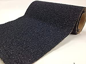 Extra Fine Tarmac Underlay Mat (1200mm x 150mm) - for Model Railways, Dioramas and Modelling from Various