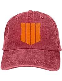 0363f3a5d1ec8 Call Of Duty Black Ops 4 Denim Cotton Adjustable Hat