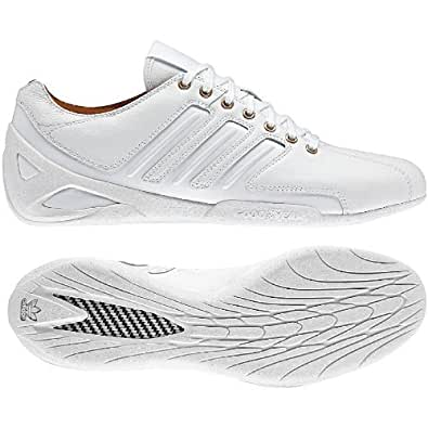 Adidas Adi Racer REMODEL LO Chaussures blanc-blanc-noir1 - 43 1/3