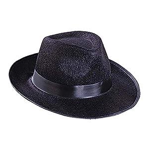 WIDMANN Video Delta?Sombrero de Gangster de fieltro, de talla única