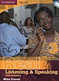 Real Listening and Speaking 3 with Answers and Audio CD [Lingua inglese]: 0
