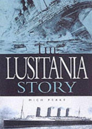 The Lusitania Story (English Edition) -
