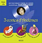 Coffret - 3 contes d'Andersen