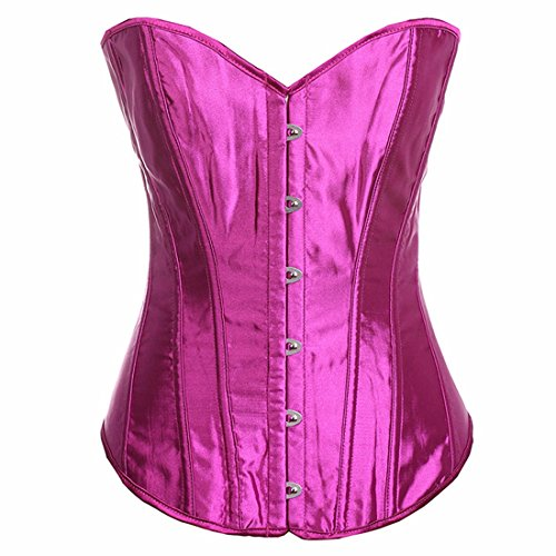 Yall modellante Clip Cintura Cintura corsetto di formazione Purple