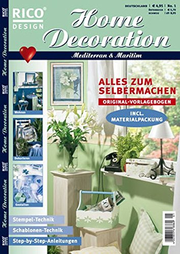 Home Decoration - Alles zum Selbermachen No.1