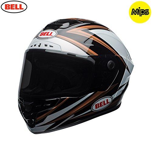 BELL Helme Star MIPS, Torsion Kupfer/Weiß/Schwarz, Größe L (Hjc Helm Street Bike)