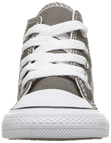Converse Chuck Taylor All Star Stagione Hi, Unisex - Kinder Sneaker Charcoal