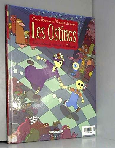 Les Ostings, tome 1