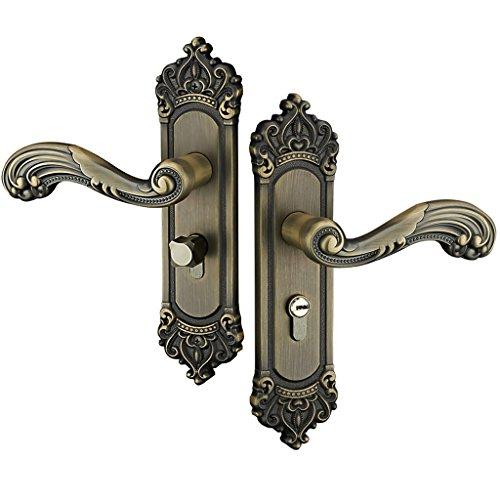 Zimmertür Einhängefertig mit Schloss & Bändern ausgestattet