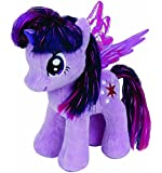 Ty UK 7-inch My Little Pony Twilight Sparkle Beanie (Styles May Vary)