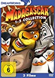 DVD Cover 'Madagascar 1-3 [3 DVDs]