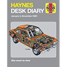 Haynes 2020 Desk Diary (Diaries 2020)