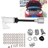 Zerone - Juego de cerraduras de Liberación de Capó para Ford Focus MK2 1343577 ...