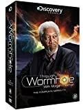 Through The Wormhole with Morgan Freeman Series 1-4 [DVD]