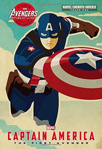 Preisvergleich Produktbild Phase One: Captain America: The First Avenger (Marvel Cinematic Universe)