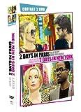 2 days in Paris + 2 days in New York - Coffret 2 DVD