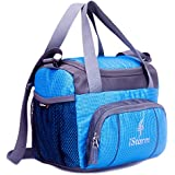 Istorm Sky Polyester Lunch Bag (Silk Blue, IS-304)