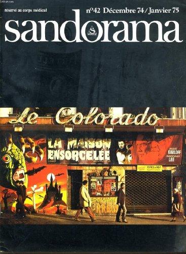 SANDORAMA N°42, DECEMBRE 1974-JANVIER 1975. MIGRATION, UNE PATHOLOGIE DU VA ET VIENT, par le Dr. C. NICOLAS/ LA THERAPEUTIQUE DU DIABETE INSIPIDE, Pr. P. HARTEMANN/ COMMENT EVOLUE LA CONSOMMATION DES MEDICAMENTS / LORSQUE LA BYCICLETTE REMPLACE LE LIT...
