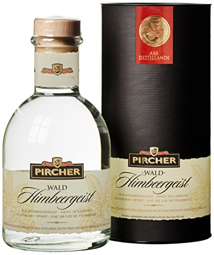 Pircher 6314027 Waldhimbeergeist, 1er Pack (1 x 700 ml)